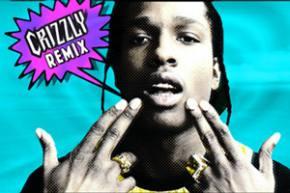 A$AP Rocky ft Kendrick Lamar: F**kin' Problems (Crizzly Remix)