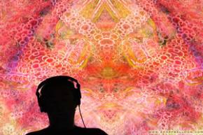 ENTHEON Slideshow ft Alex Grey, Ott, Michal Menert / Lot 613 (Los Angeles, CA) / 5-16-2013