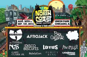 North Coast Music Festival (Aug 30-Sep 1 - Chicago, IL) adds artists, hotel packages