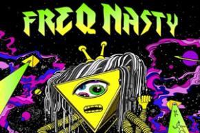 FreQ Nasty: #1 Skanka EP