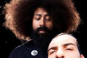 Borgore & Reggie Watts: socio-musicologists, party professionals