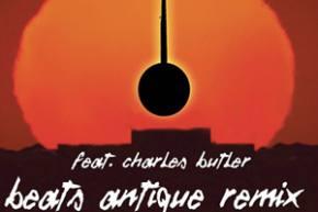 Daft Punk: Get Luck (Beats Antique cover ft Charles Butler)