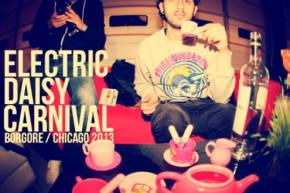 Borgore EDC Chicago 2013 Recap (Video)
