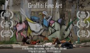 Pretty Lights Music scores Graffiti Fine Art documentary