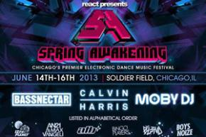 Spring Awakening comes to life at Soldier Field this weekend