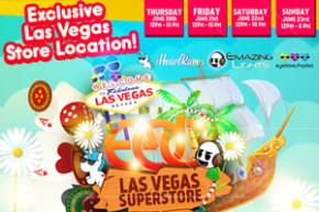 iHeartRaves, Emazing Lights, Eye Love Shadez team up for EDC Las Vegas pop-up superstore