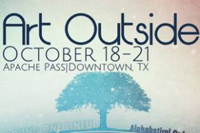 Art Outside (October 18-21 - Austin, TX) reveals round one lineup