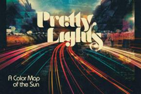Pretty Lights: A Color Map of the Sun
