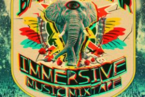 Bassnectar: Immersive Music Mixtape Side 1