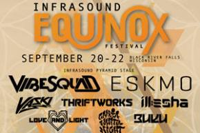 Infrasound Equinox announces lineup, sells out of early bird tickets in 10 minutes!