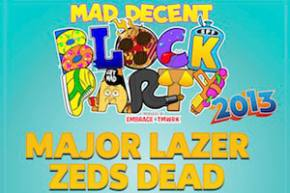 Mad Decent Block Party hits DC this Friday, Aug 2