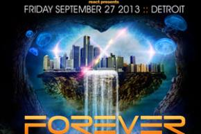 React Presents FOREVER FESTIVAL (Friday, September 27 - Detroit, MI) with Calvin Harris, Flux Pavilion