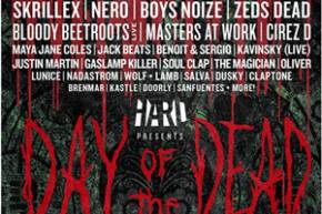 HARD Day of the Dead hits Los Angeles November 2-3 with star-studded lineup