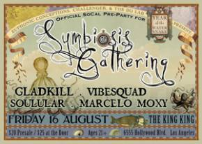 Symbiosis Gathering pre-party celebrations in San Francisco, Los Angeles and Denver - WIN TICKETS Preview