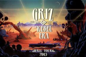 GRiZ prepares for Rebel Era release, unveils fall schedule