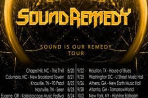 Sound Remedy remixes London Grammar, national tour starts today