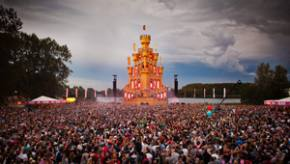ID&T brings Mysteryland to the site of Woodstock
