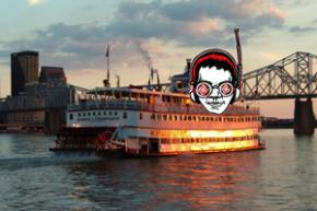 Wick-it's on a boat! Forecastle 2013 late night recap video