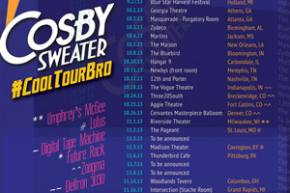 Cosby Sweater unveils ROWDY fall schedule