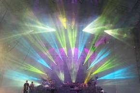 STS9 & Umphrey's McGee Review / Northerly Island (Chicago, IL) / August 17, 2013