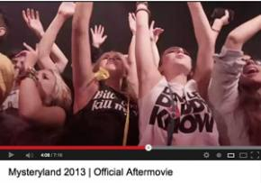 Mysteryland 2013 after movie prepares US fans for Woodstock invasion Memorial Day Weekend 2014