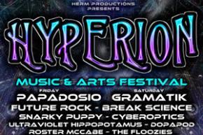 Hyperion Music & Arts Festval (September 6-7 - Spencer, IN) 2013 Preview Preview