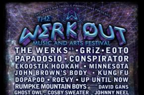 The Werk Out (Thornville, OH - September 12-14) 2013 Preview