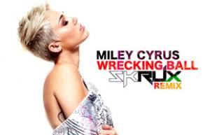 Miley Cyrus - Wrecking Ball (Skrux Remix)