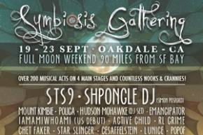 Symbiosis Gathering (September 19-23 - Oakdale, CA) 2013 Preview