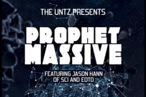 The Untz presents: Prophet Massive fall tour 2013