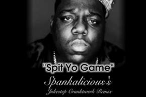 Notorious B.I.G. ft Twista - Spit Yo Game (Spankalicious Remix) [EXCLUSIVE PREMIERE]