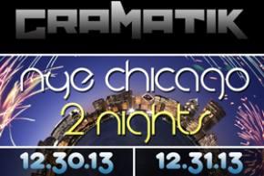 Gramatik announces 2-night NYE run in Chicago