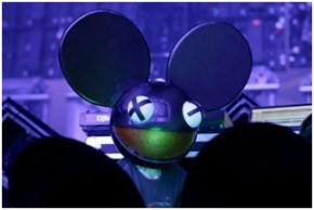 deadmau5 partners mau5trap label with Astralwerks