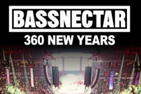 Bassnectar brings 360 NYE back to Nashville