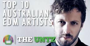Top 10 Australian EDM Artists [Winner]