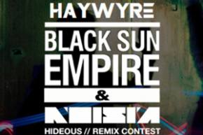 Noisia & Black Sun Empire - Hideous (Haywyre Remix)
