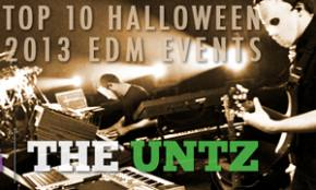 Top 10 Halloween 2013 EDM Events Preview
