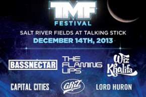 GRiZ, Kill Paris join Bassnectar at True Music Festival, Dec 14th in AZ