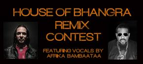 Remix Contest: David Starfire - House of Bhangra ft Afrika Bambaataa & Desert Dwellers