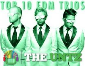 Top 10 EDM Trios [Winner]