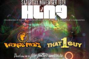 The Untz Hot Spots: HighLucyNation - Lincoln, NE