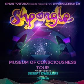 Shpongle releases dates for Museum of Consciousness US spring tour