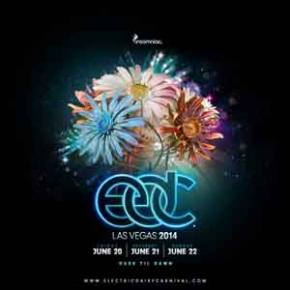 Electric Daisy Carnival returns to Las Vegas Motor Speedway in 2014