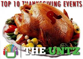Top 10 Thanksgiving EDM Events