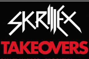 Skrillex announces TAKEOVERS in San Francisco, Brooklyn, Amsterdam, Barcelona Preview