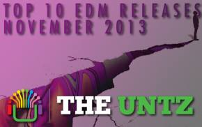 Top 10 EDM Releases - November 2013 Preview