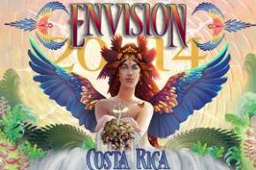 Envision 2014 (Feb 20-23 - Uvita, Costa Rica) adds second round of headliners!