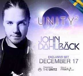 John Dahlbäck joins UNITY2, digital music festival for Philippines relief