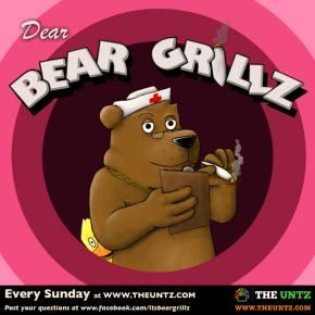 Dear Bear Grillz: Marmots, collaborations, and hallucinations