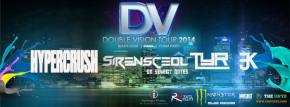 TheUntz.com presents Double Vision tour with SirensCeol, Splitbreed